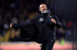 Nuno Espirito Santo is targeting a seventh-placed finish with Wolves (Nick Potts/PA)