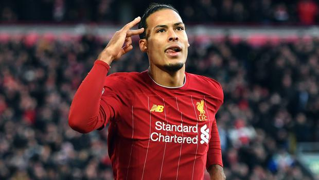 Liverpool's Virgil Van Dijk is one of the leading contenders for the Ballon d'Or (Anthony Devlin/PA)