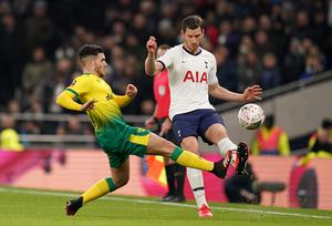 Jose Mourinho hopes Spurs can agree a deal for Jan Vertonghen to stay.