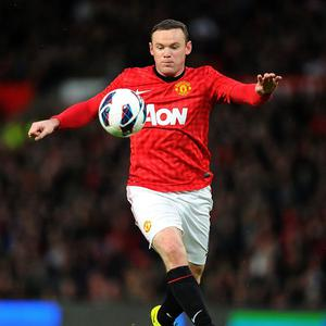 Wayne Rooney is expected to feature against Swansea