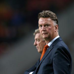 Louis van Gaal has ruled out combining the Tottenham job with the Holland one