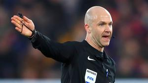 Anthony Taylor admits he made a 'flawed' decision when awarding Burnley a penalty against Swansea last month