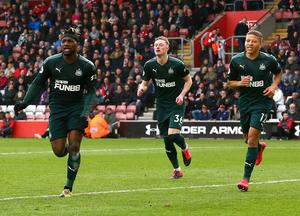 Newcastle have not played since the March 7 win at Southampton (Mark Kerton/PA)