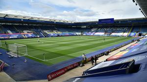 Leicester remain confident of completing their fixtures at the King Power Stadium (Rui Vieira/NMC Pool/PA)