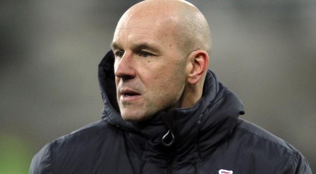 Burnley Under-23 head coach Steve Stone is the subject of an internal club investigation (Richard Sellers/PA)