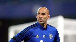 Lee Grant has signed a contract extension at Old Trafford (John Walton/PA)
