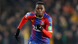 Aaron Wan-Bissaka is closing in on joining Manchester United (David Davies/PA)