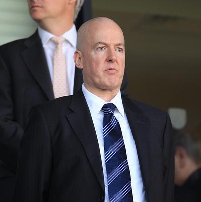 West Brom chairman Jeremy Peace has taken the blame for last season