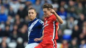 Southampton have recalled Sam Gallagher from his loan spell at MK Dons