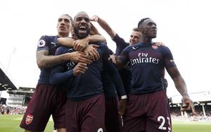Arsenal are currently enjoying a 16-match unbeaten run in all competitions (John Walton/PA)