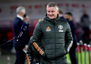 Ole Gunnar Solskjaer's Manchester United are emerging as strong challengers (Rui Vieira/PA)