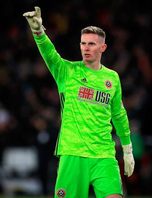 Sticking around: Dean Henderson