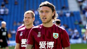 Jeff Hendrick is closing in on a move to Newcastle (Gareth Fuller/PA)