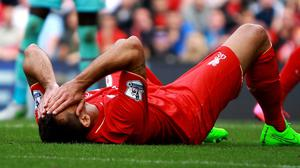 Liverpool defender Dejan Lovren is determined to respond positively to his latest setback