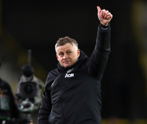 In charge: Ole Gunnar Solskjaer has Ed Woodward's full support