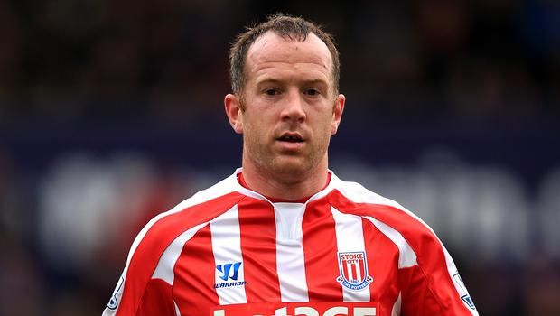 Charlie Adam has committed his future to Stoke