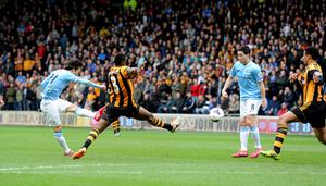 Hull were stunned by a Silva strike (Anna Gowthorpe/PA)
