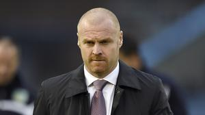Burnley manager Sean Dyche is confident after an impressive run of form