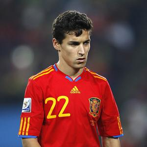 Jesus Navas looks set to join Manchester City