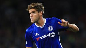 Marcos Alonso starred in Chelsea's 2-0 win over Hull