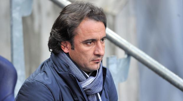 Vitor Pereira has indicated he is not interested in managing Everton (Martin Rickett/PA)