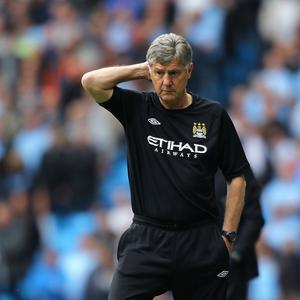 Brian Kidd accepts Manchester City have fallen short of the standards of last season