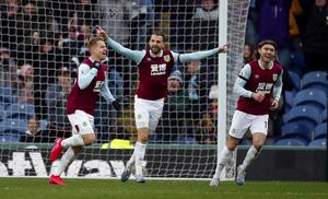 Burnley are 10th in the Premier League standings (Martin Rickett/PA)