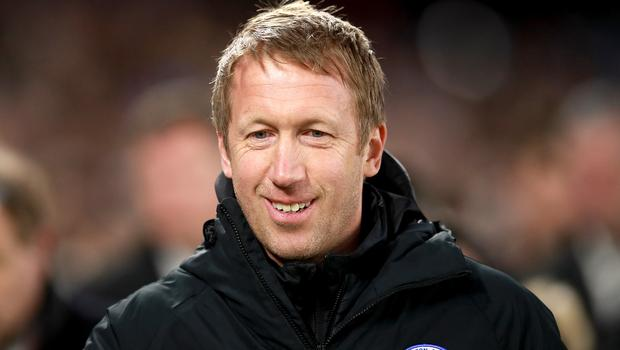 Brighton manager Graham Potter hailed his side's character after they came from behind to draw against Watford (Adam Davy/PA)
