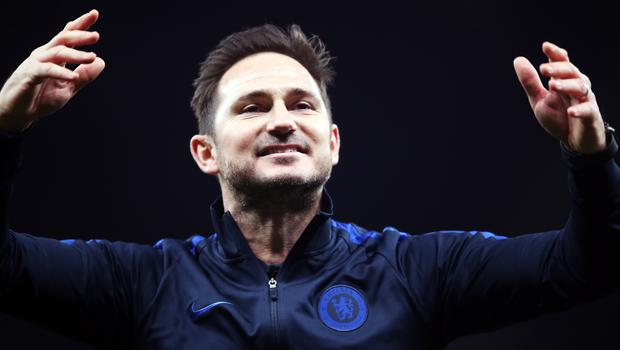 Frank Lampard, pictured, has responded to criticism from Roy Keane (Nick Potts/PA)