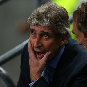 Manuel Pellegrini is not writing off Manchester City's Champions League quest