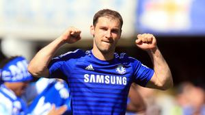 Branislav Ivanovic is set for a return to the Premier League with West Brom (Mike Egerton/PA)