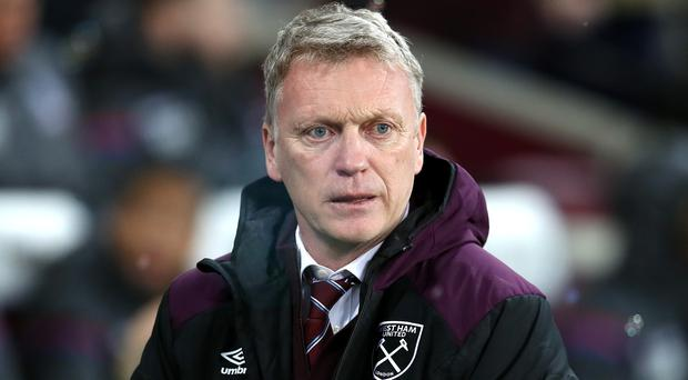 David Moyes helped keep West Ham in the Premier League following a short spell in charge (Adam Davy/PA)