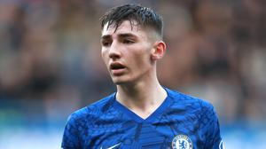 Billy Gilmour starred again for Chelsea (Adam Davy/PA)