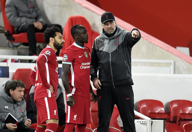 Klopp has no concerns players will want to leave without Champions League football (Peter Powell/PA)
