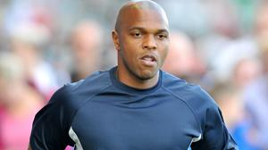 Quinton Fortune dreams of managing Manchester United (Dave Howarth/PA)