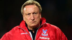 Crystal Palace manager Neil Warnock does not want to keep talking about referees
