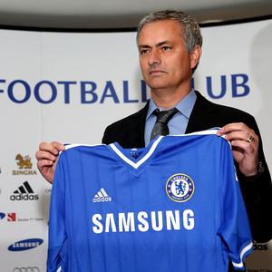 Jose Mourinho has been officially unveiled as the new Chelsea manager
