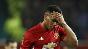 Could Anthony Martial's time at Old Trafford be coming to an end?