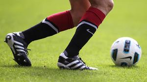 Mid Ulster Football League Division One side Annalong FC in Co Down was one of the sports clubs that did not receive support in April  (stock photo)