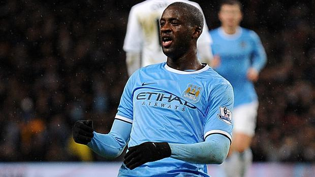 Yaya Toure has been one of Manchester City's most influential players