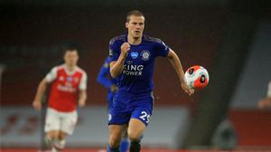 Ryan Bennett will return to Wolves after his loan at Leicester. (Adam Davy/NMC Pool/PA)