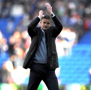 Ole Gunnar Solskjaer felt the first-half penalty awarded to Stoke spurred his side on