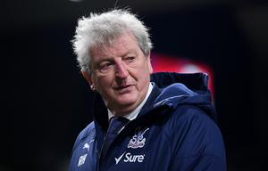 Roy Hodgson's managerial career started before Mikel Arteta was born (Michael Regan/PA)