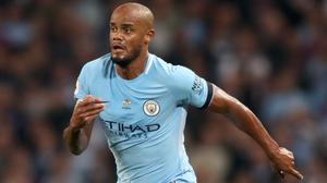 Vincent Kompany has been out of action since August