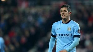 Stevan Jovetic could come back into contention to face Burnley