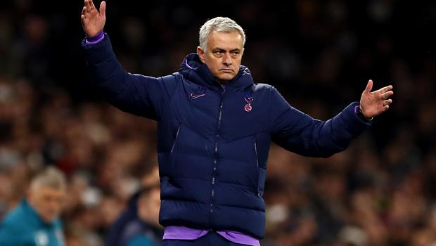 Jose Mourinho will want to see his Spurs side pick up three points at Watford to address a slump in form (Tim Goode/PA)