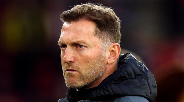 Ralph Hasenhuttl has guided Southampton away from the relegation zone (Mark Kerton/PA)