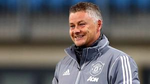 Manchester United manager Ole Gunnar Solskjaer is keeping busy during the enforced break (Bradley Collyer/PA)