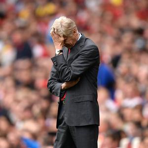 Arsene Wenger wants his Arsenal players to bounce back in the right fashion after losing to Aston Villa