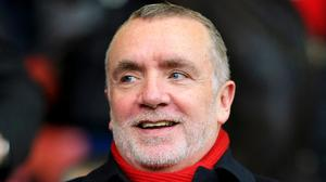 Ian Ayre is working in MLS for Nashville SC (Lynne Cameron/PA)